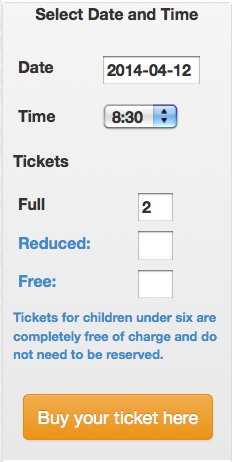 Help - Select Tickets